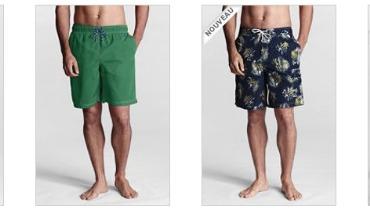 maillots de bain homme