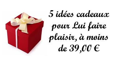 Idées cadeaux pour LUI