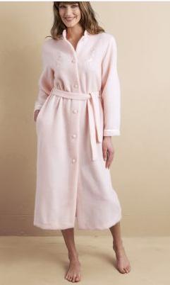 Jolie robe de chambre